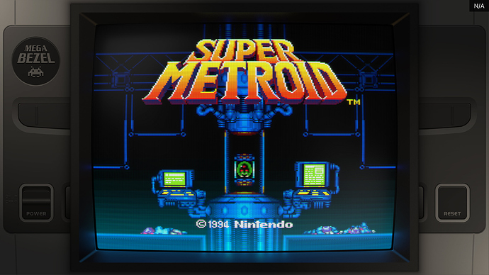 Super Metroid 1 No ScaleFX