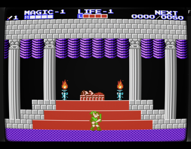 Zelda II - The Adventure of Link (U) -200810-095201