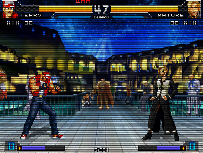 The King of Fighters 2002 - Unlimited Match - Tougeki Ver. (Japan)-210407-165652