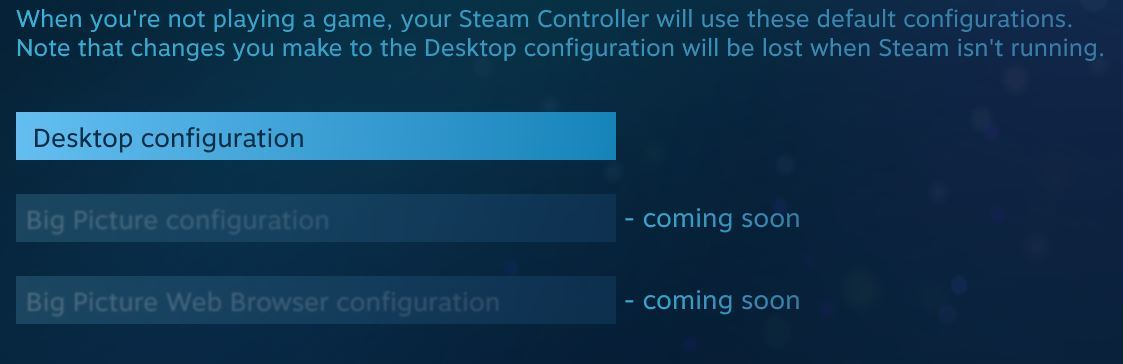 Steam Controller not recognised - Windows devices - Libretro