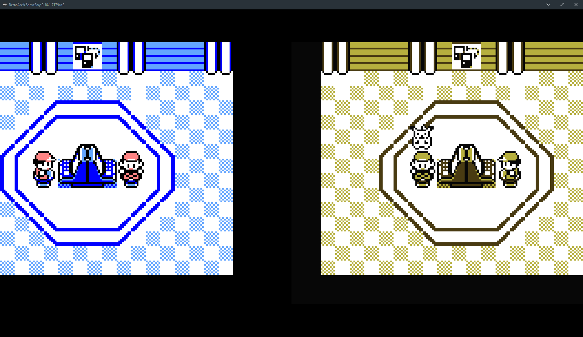 How to trade pokemon using bgb emulator