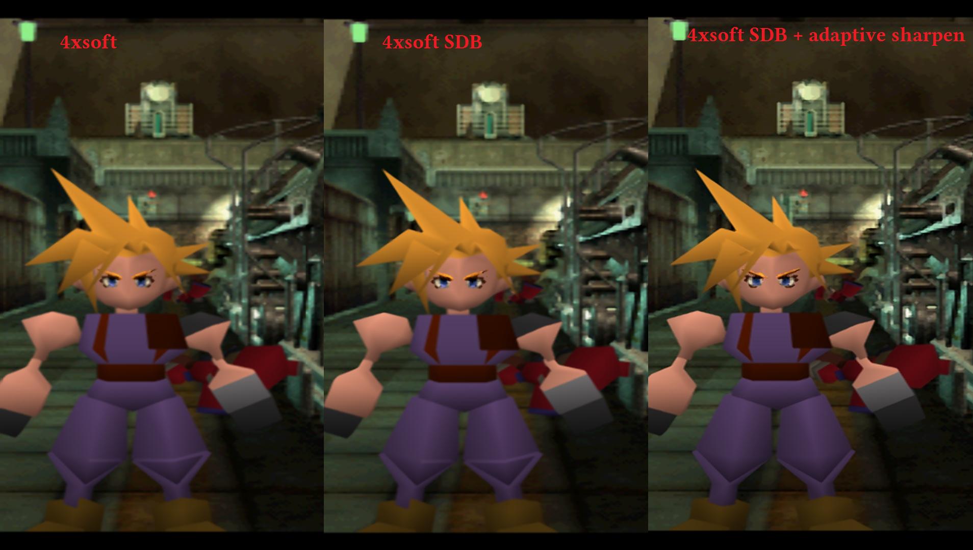 Beetle PSX HW - Prerendered backgrounds based games [Best