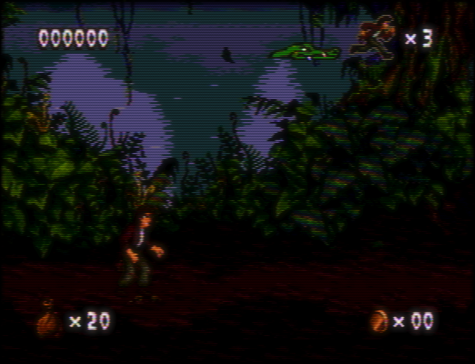 Please show off what crt shaders can do! - Shaders