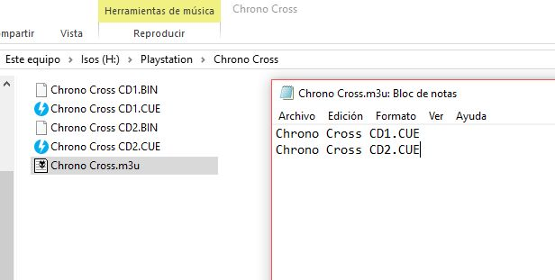 Chrono Cross - How to change disc? - Games - Libretro Forums