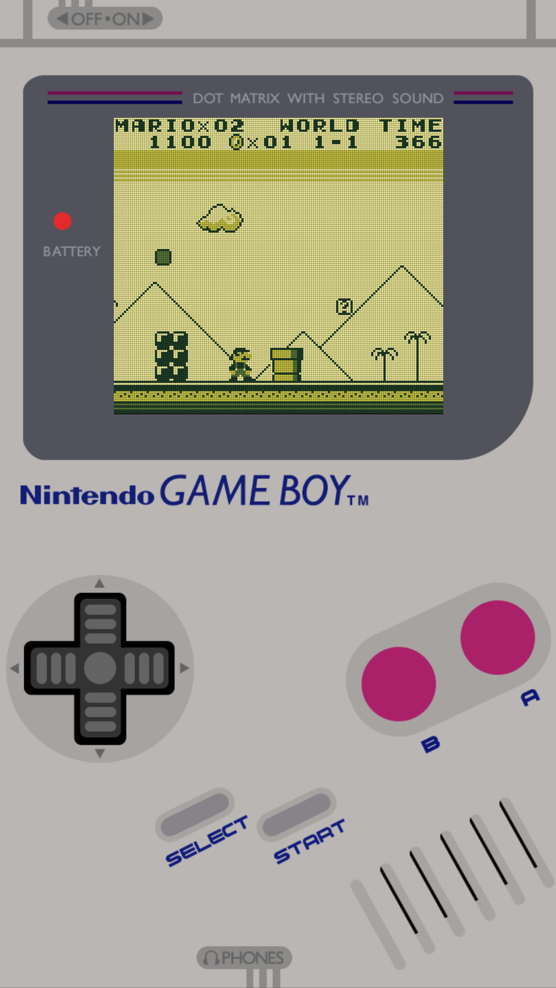 GameBoy touch overlay - Overlays - Libretro Forums